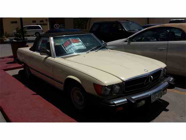 1985 Mercedes-Benz 380SL | 894992