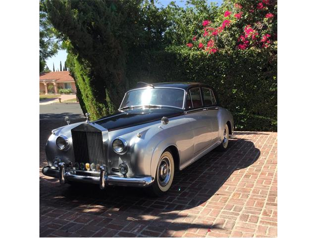 1958 Rolls-Royce Silver Cloud | 894997