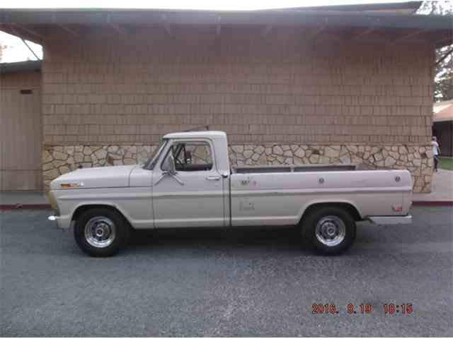 1969 Ford F250 | 894998