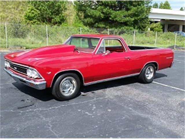 1966 Chevrolet El Camino | 895008