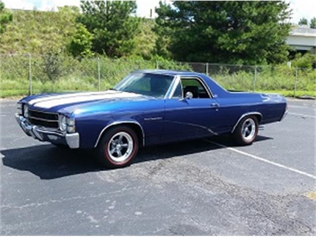 1971 Chevrolet El Camino | 895009