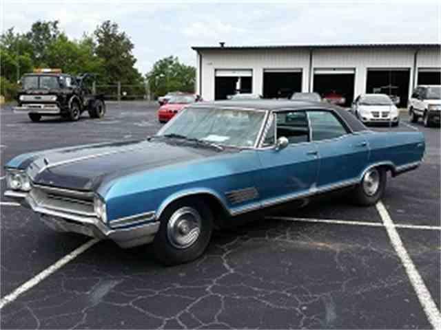 1966 Buick Wildcat | 895010