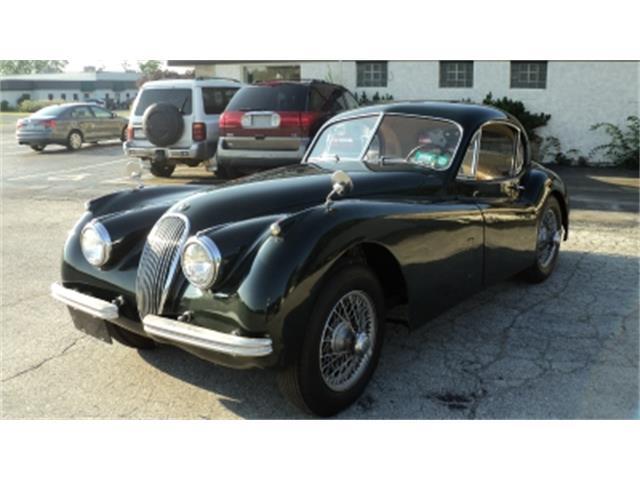 1953 Jaguar XK120 | 895011