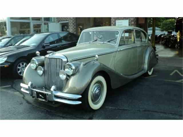 1951 Jaguar Race Car | 895016