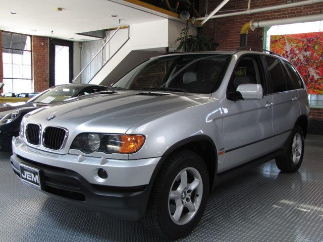 2002 BMW X5 | 895018