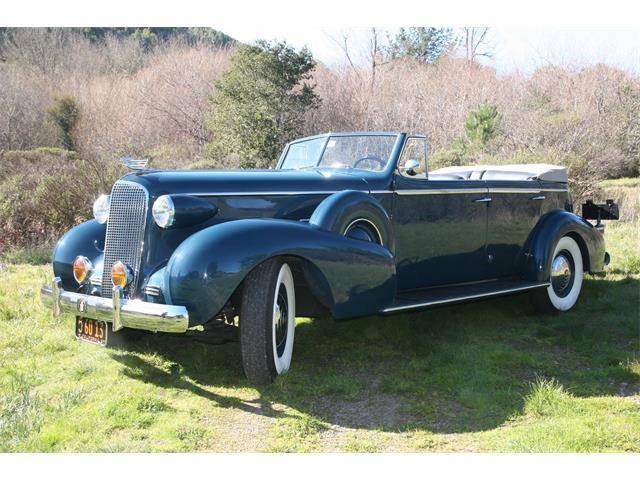 1937 Cadillac Series 7529 | 895023