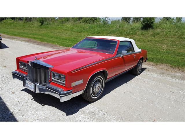 1982 Cadillac Eldorado | 895028