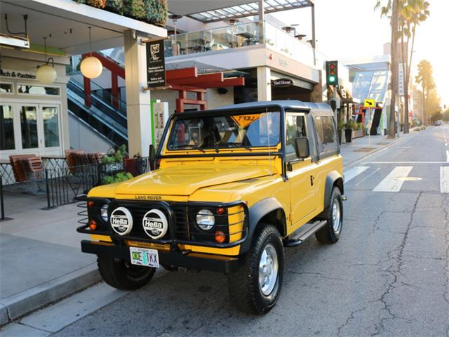 1997 Land Rover Defender 90 Soft Top | 890503
