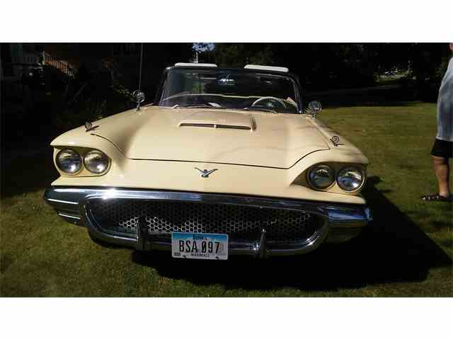 1958 Ford Thunderbird | 895034