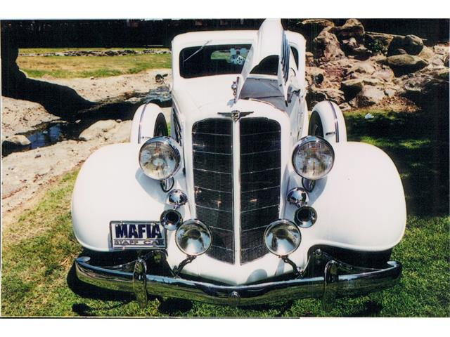 1934 Buick Club 61 Sedan | 895036