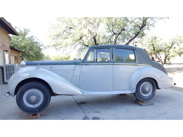 1955 Rolls-Royce Silver Dawn | 895037