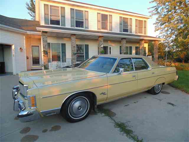 1976 Mercury Grand Marquis | 895039