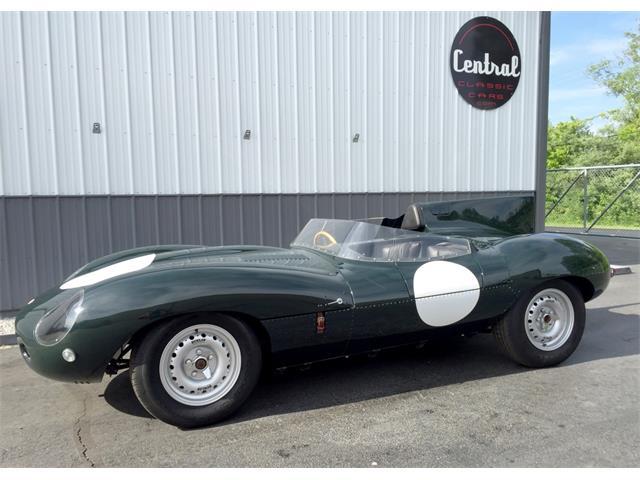 1955 Jaguar D-Type | 895043