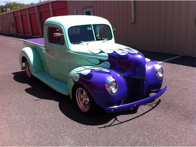 1940 Ford Pickup | 895044