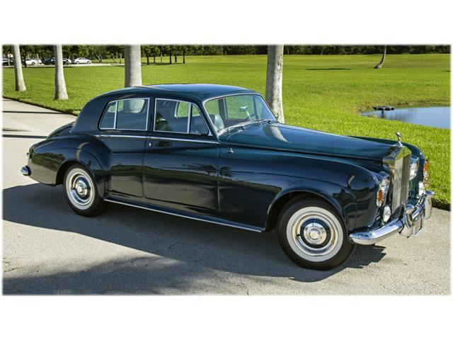 1965 Rolls-Royce Silver Cloud III | 895046