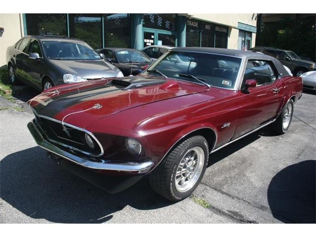 1969 Ford Mustang GT | 895052