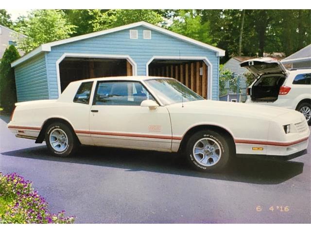 1987 Chevrolet Monte Carlo | 895058