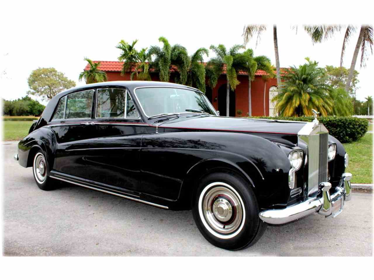 1967 rolls royce phantom for sale cc 895063. Black Bedroom Furniture Sets. Home Design Ideas
