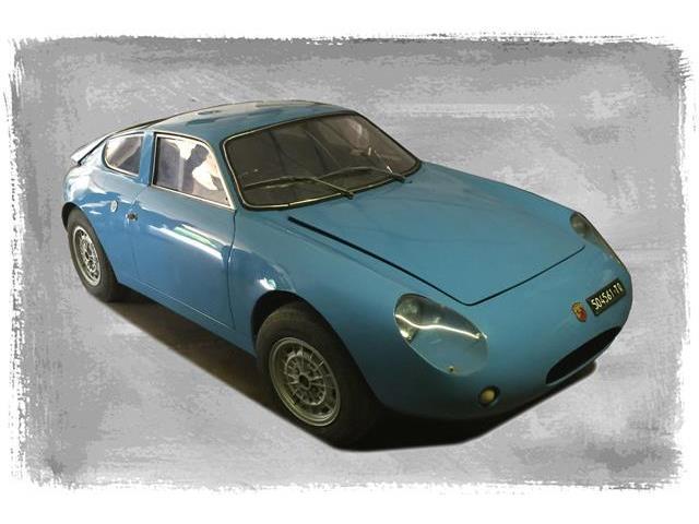 1963 Simca Abarth | 895075