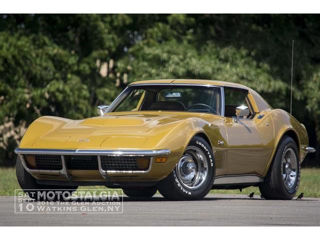 1972 Chevrolet Corvette | 895076