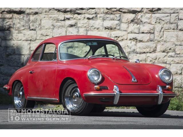 1962 Porsche 356B | 895086