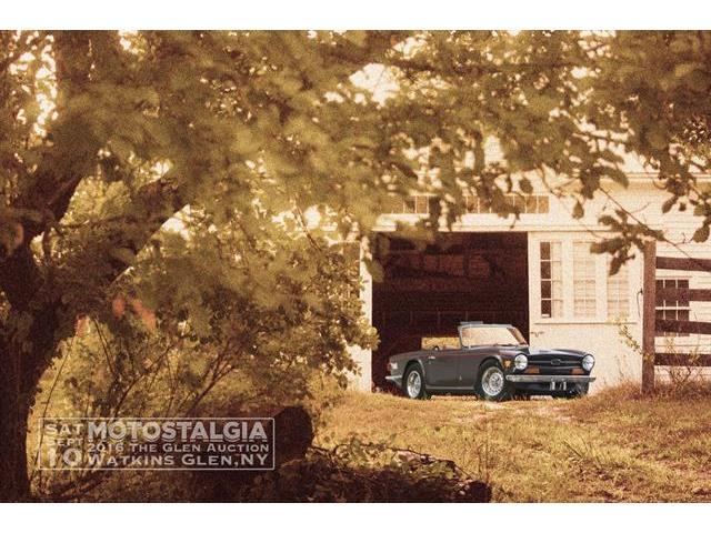 1973 Triumph TR6 | 895088