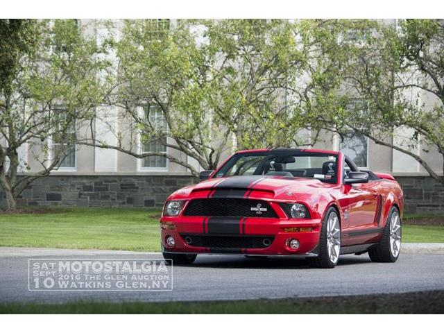 2007 Shelby GT500 | 895093