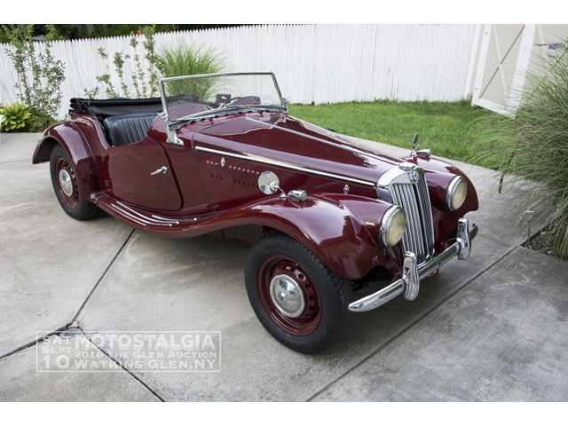 1954 MG TF | 895094