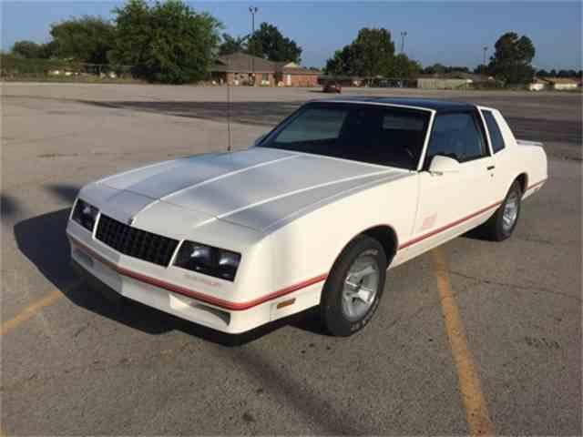 1987 Chevrolet Monte Carlo SS Aerocoupe | 895098