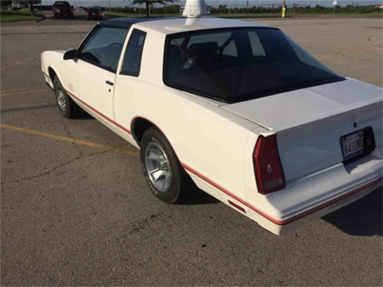 All Chevy 1987 chevrolet monte carlo ss : 1987 Chevrolet Monte Carlo SS Aerocoupe for Sale | ClassicCars.com ...