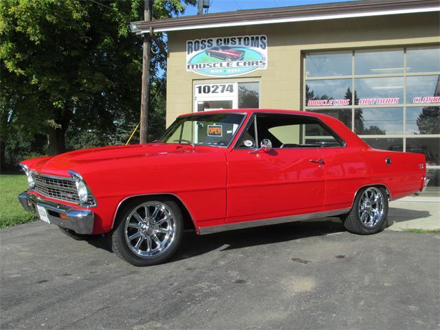 1967 Chevrolet Chevy II Nova | 895103