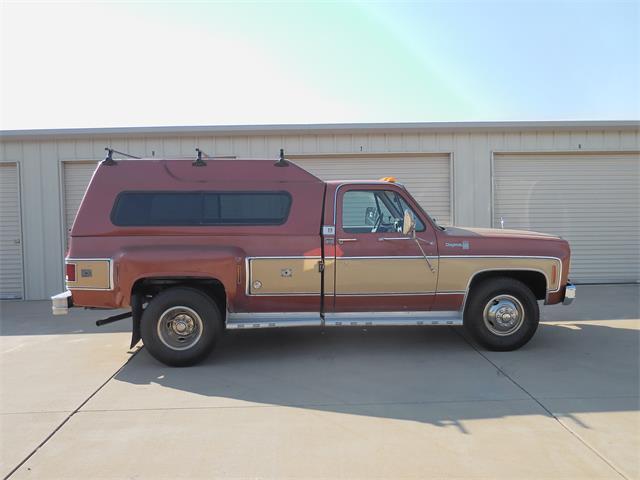 1978 Chevrolet 30 Cheyenne Camper Special | 895106