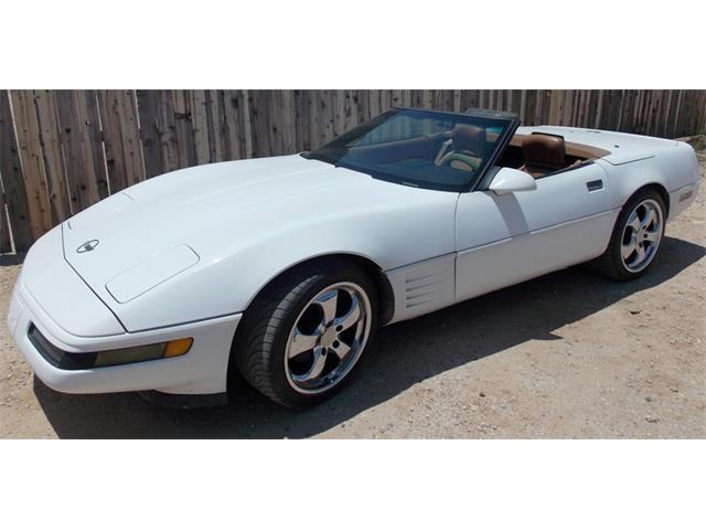 1991 Chevrolet Corvette | 895107