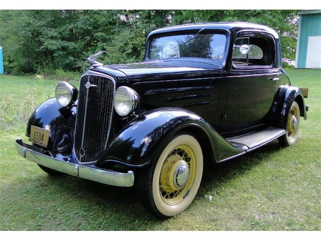 1934 Chevrolet Coupe | 895115