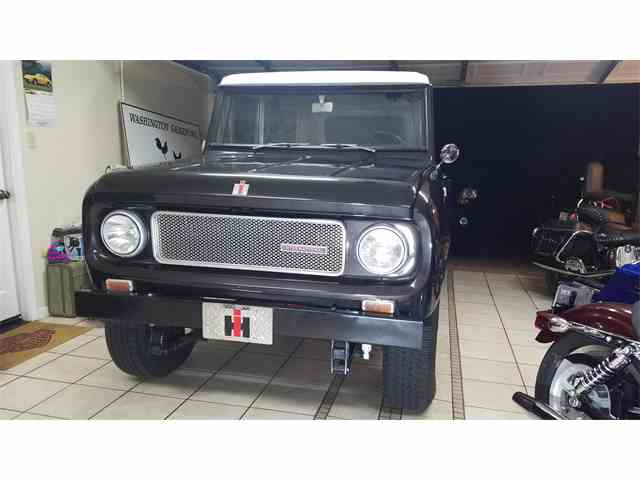 1967 International Harvester Scout | 895117