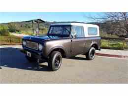 Picture of Classic '67 International Harvester Scout - J6OD
