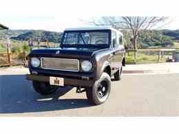 Picture of '67 International Harvester Scout located in Santa Maria  California - $24,900.00 - J6OD