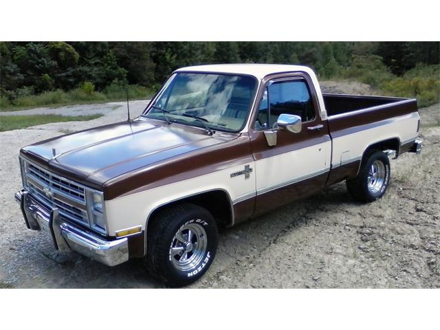 1986 Chevrolet C/K 10 | 895119