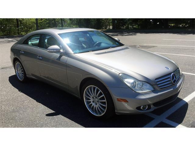 2006 Mercedes-Benz CLS500 | 895122