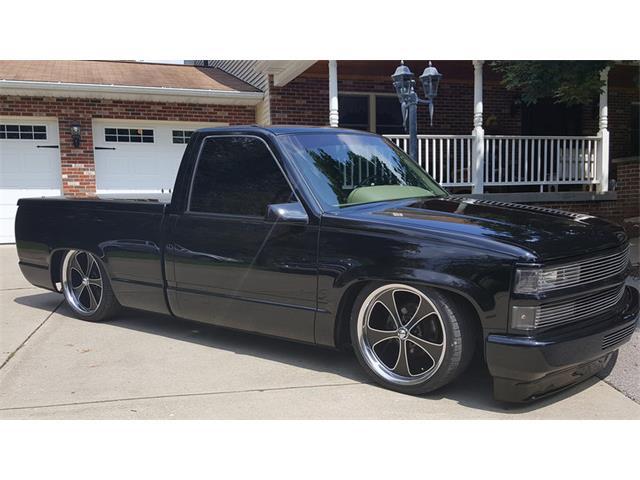 1996 Chevrolet Silverado | 895126