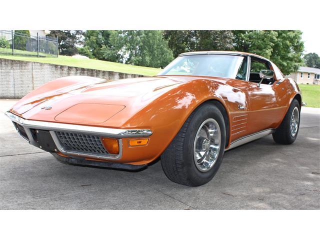 1972 Chevrolet Corvette | 895135