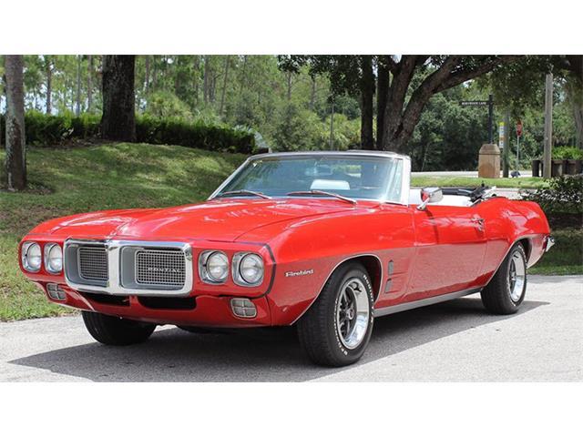 1969 Pontiac Firebird | 895138
