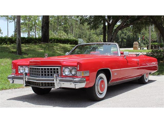 1973 Cadillac Eldorado | 895139