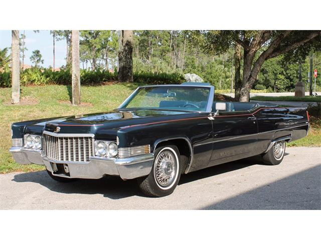 1970 Cadillac DeVille | 895140