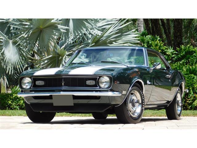 1968 Chevrolet Camaro Z28 | 895145