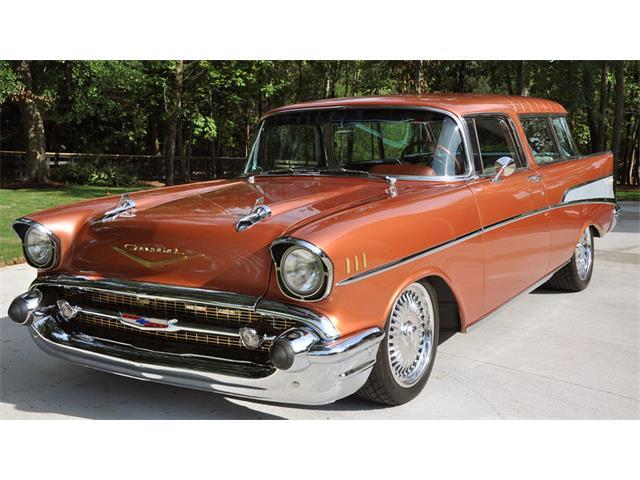 1957 Chevrolet Nomad | 895146