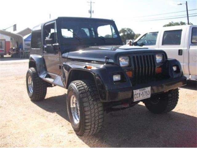 1993 Jeep Renegade 4X4 Utility Vehicle | 895149