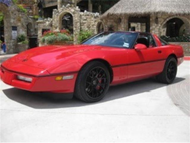 1989 Chevrolet Corvette Calloway Twin Turbo Coupe | 895153