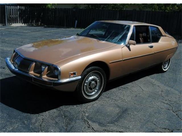 1973 Citroen SM | 895159
