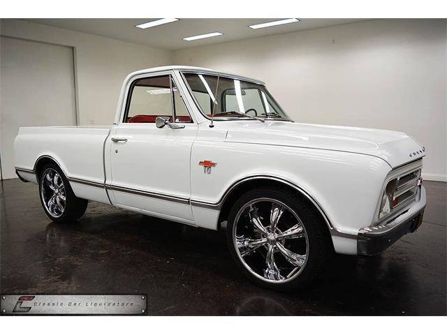 1967 Chevrolet C/K 10 | 895167